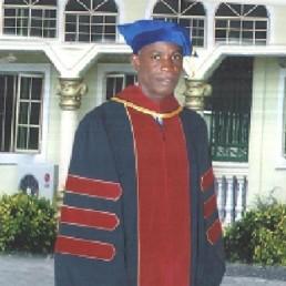 Prof. Atapia O. Atapia Chairman, International Relations