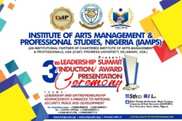IAMPS Annual Induction