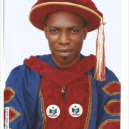 Dr Prince Eze Chidi Nwauba