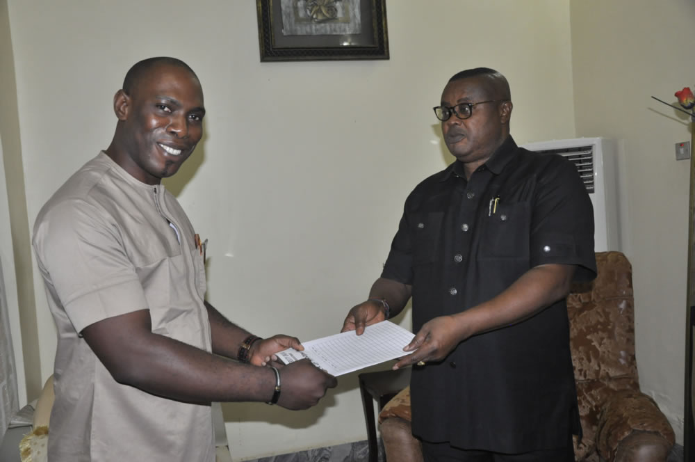 IAMPS-LUO SIGNS MoU